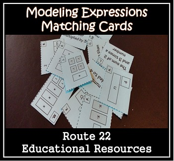 Modeling Expressions Activity