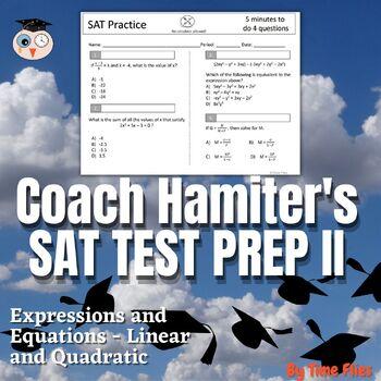 SAT Math Test Prep 2