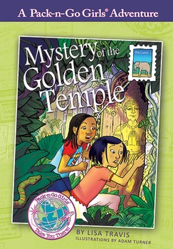 Extend the Vocabulary Learning: Mystery of the Golden Temple