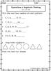 Extended Standards - Math Assessments