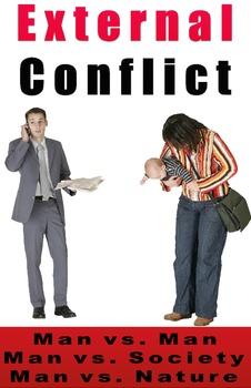 External Conflict (Tabloid Sized)