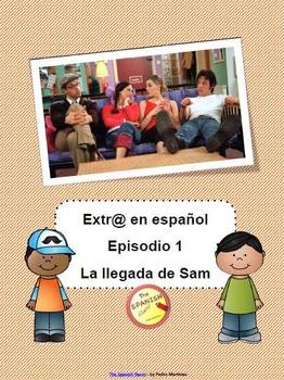 FREEBIE! Extra en español (Spanish Extr@). Episodio 1. La