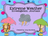 Extreme Weather Investigation Research Journals
