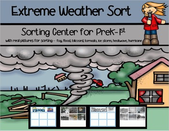 Extreme Weather Sorting