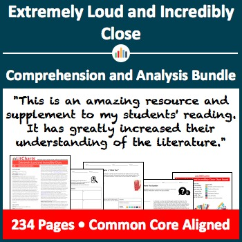 Extremely Loud and Incredibly Close – Comprehension and An