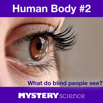 Human Body NGSS:Eyes and Vision ❤ BUNDLE:Activity, Reading