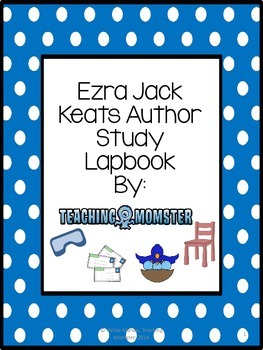 Ezra Jack Keats Author Study Lapbook