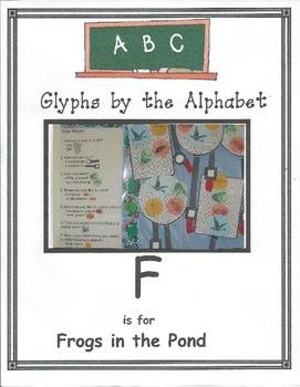(F) Frogs in the Pond - A Critter Dipping Glyph