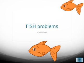 F.I.S.H. Word Problems