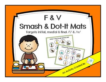 F & V Smash and Dot-It Mats
