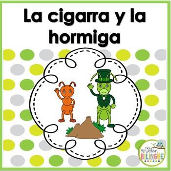 FABULA: LA HORMIGA Y LA CIGARRA - THE ANT AND THE GRASSHOP