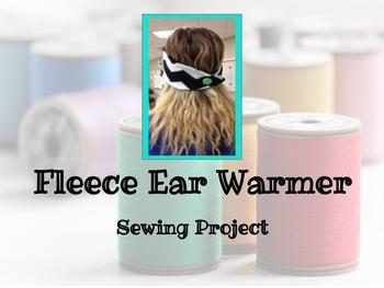FACS Fleece Ear Warmer Sewing Project