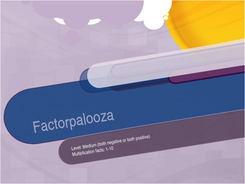 Factorpalooza        Level: Medium