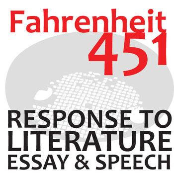 FAHRENHEIT 451 Essay Prompts & Grading Rubrics