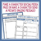 FACEBOOK CHARACTER ASSIGNMENT
