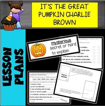 """It's the Great Pumpkin, Charlie Brown"" Read Aloud"