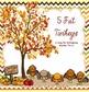 FALL/THANKSGIVING-BUNDLE KIT: Music Room Activities/Songs/