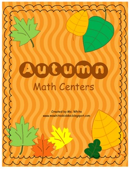 FALLing for Math Centers