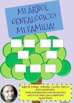 FAMILY TREE! ESPAÑOL/SPANISH