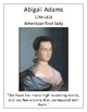 FAMOUS WOMEN IN HISTORY POSTERS