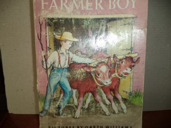 Farmer Boy ISBN 0-590-32787-9