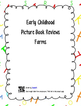 FARMS: Picture Book Reviews