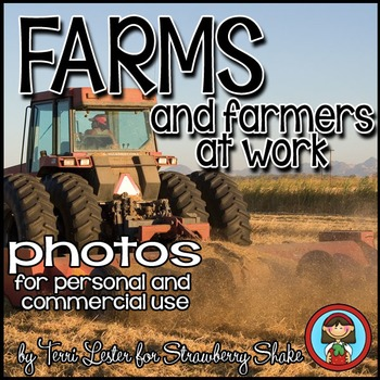 Photos Photographs FARMS and FARMERS at WORK Personal and