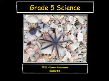 FCAT Prep Pack - Grade 5 Science