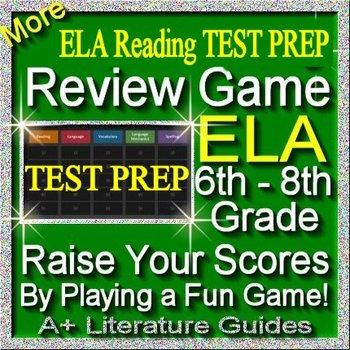 Test Prep Review Game III ELA