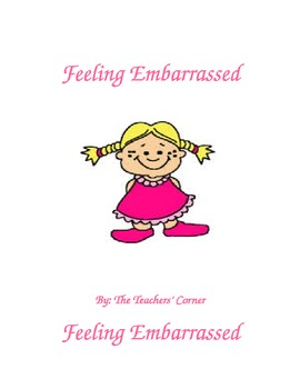 Feeling Embarrassed...An Activity Book