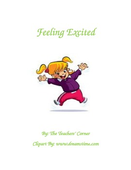 Feeling Excited...An Activity Book