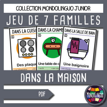 French/FFL/FSL - Games - Seven families - Home