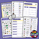 FFL/FSL - Games to teach French - Dice Game - My own fairy tale