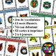 French/FFL/FSL - Games - Go Fish - Forest Animals