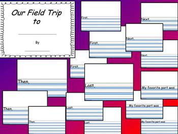 FIELD TRIP FUNCTIONAL WRITING BOOK 3 DIFFERENTIATED FORMAT