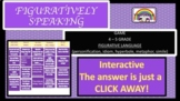 FIGURATIVE LANGUAGE Interactive PPT Game for Whiteboards