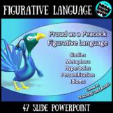 Figurative Language PowerPoint Lesson