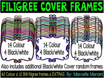 COVER FRAMES- SET 1