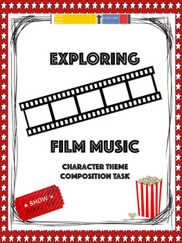 FILM MUSIC COMPOSITION (CHARACTER THEME)