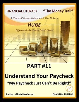 FINANCIAL LITERACY-TheMoneyTrail-Part 11-UnderstandingYour