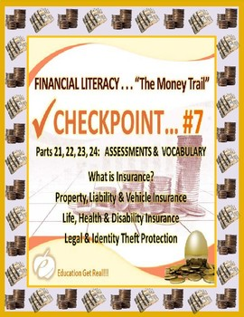 FINANCIAL LITERACY - THE MONEY TRAIL - PARTS 21, 22, 23, 2