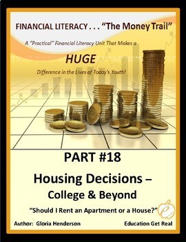 FINANCIAL LITERACYTheMoneyTrail Part18 HousingDecisionsCol