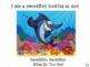 FISH BOOK with GIANT OCEAN POSTER Pre-K Speech Therapy Ear