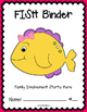 FISH Binder {Student Organization Folder}