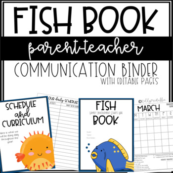 FISH Book Editable