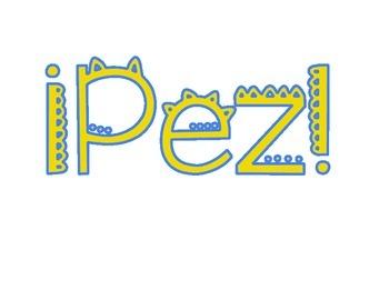FISH  / PEZ - Bulletin Board Idea