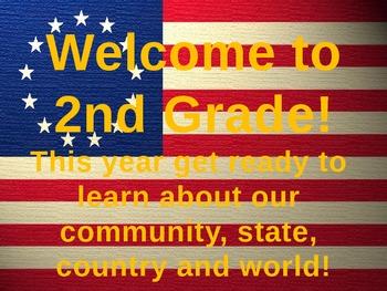 FL Studies Weekly PowerPoint: Week 1 2nd Grade (CC Based)