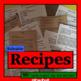 Recipes  Editable, Printable Kim Kroll Recipes OVER 140 RECIPES