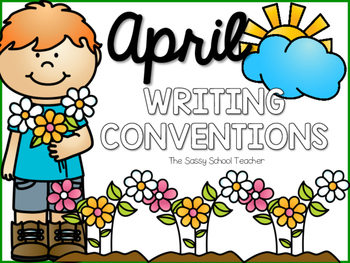 April Writing Conventions