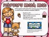 February Math Mat